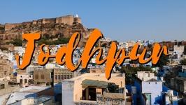 Jodhpur City Guide - India Travel Video in Rajasthan