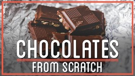 How to Make 1700 Chocolates From Scratch