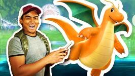 How To Catch A Dragonite Plus   SANTA MONICA PIER - Pokemon GO