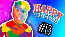 EXPLORING THE 10TH DIMENSION - Happy Wheels No. 13