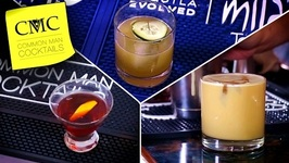 3 Great Whiskey Cocktails- Irish Whiskey, Bourbon And Rye