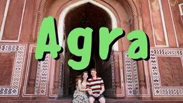 Agra City Guide - Taj Mahal Travel Video in Uttar Pradesh, India