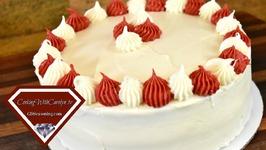 The Best Moist Vanilla White Layer Cake How To Make A Homemade Birthday Cake