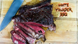 How To Reverse-Sear A Steak-Bone-In Ribeye