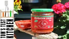 Salsa Saturday-Sriracha Salsa