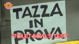 Test Your Toilet Bowl