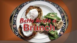 Betty Hosts A Brunch