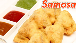 Samosa  Homemade Samosa Recipe  Punjabi Snack  Ruchi Bharani