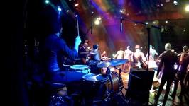 James Brown Tribute - Brodas Bros Medley - Barcelona, 30122016