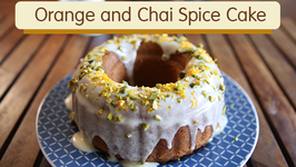 Orange and Chai Spice Cake  Easy to make Dessert Recipe  Beat Batter Bake With Priyanka