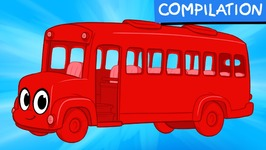 My Red Bus Morphle compilation - Episode - 31
