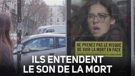 À Paris, cette campagne a choqué ces pauvres piétons