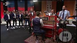 Ao vivo na TV3, canal de televisão da Catalunha
