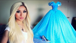 All About My Cinderella Prom Dress