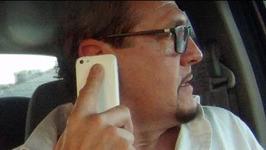 Dick Makes A Secret Phone Call