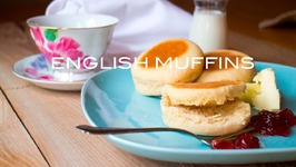 Muffins Ingleses - Faciles Y Caseros -Grabados Con Una Go Pro