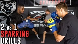 Sparring Drills - 2 vs 1, Shot for Shot And Body Boxing