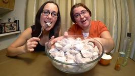 Best Pork Dumpling  Gay Family Mukbang - Eating Show