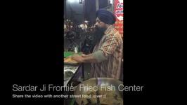 Indian Street Food Fish PakoraBest Fish Pakoras