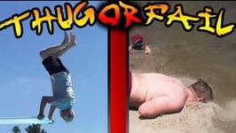 Thug Or Fail - 5 - Get A Good Swing At It