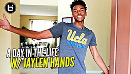 Jaylen Hands A Day In The Life - UCLA's Next Star PG Invites Us To His Home