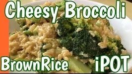Cheesy Broccoli And Rice From The Instant Pot