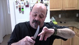 Knife Sharpening How To Use A Sharpening Steel - How To Find The Correct Honing Sharpening Angle