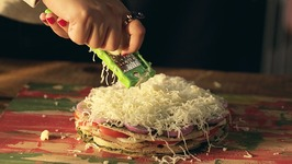 Bombay Chapati Sandwich Recipe  How to Make Sandwich