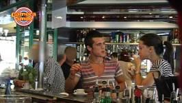 A Strange Bartender