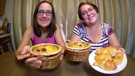 Onion Soup And Croissants  Gay Family Mukbang - Eating Show