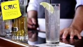 G And T Mondays- Elderflower Gin And Tonic  Easy Gin Drinks