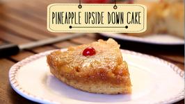 Pineapple Upside Down Cake  Delicious Dessert Cake Recipe  Beat Batter Bake With Priyanka