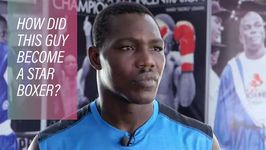 One day in the life of a World Champion boxer