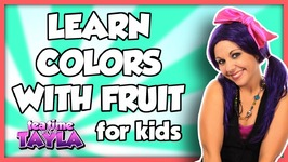 Learn Colors for Kids Children Toddlers - Learn Colors with Fruit