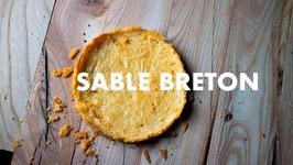 Sable Breton, Masa De Pasteleria Grabada Con Una Go Pro