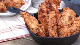 How To Make Country Fried Chicken Tenders