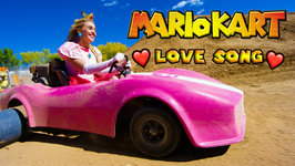 Mario Kart Love Song meets Real Life