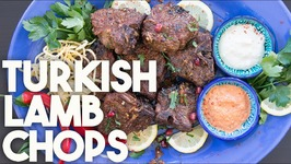 Turkish LAMB Loin CHOPS With Middle Eastern Spices