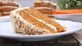 Grandma Barb's The Bomb Carrot Cake