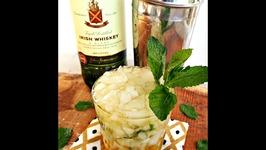 Cocktail Recipe-Irish Julep Cocktail