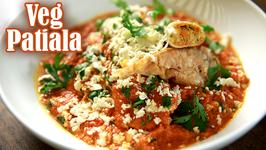 Veg Patiala Recipe  Paneer Stuffed Papad Rolls  The Bombay Chef - Varun Inamdar
