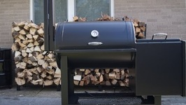 Lonestar Grillz 24 Inches by 36 Inches Smoker Review