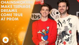 The Chainsmokers were the ultimate Prom band
