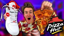 Pizza Hut Made Smart Shoes