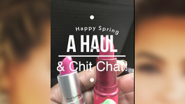 Hello Spring Haul - Mielle Organics Wash n Go Results And Some Chit Chat