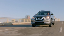 2017 Nissan Rogue Midnight Edition Story