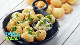 Thai Pani Puri - Recipe In Hindi