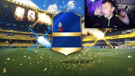 I GOT A TOTS IN A PACK (FIFA 17 Team Of The Season Pack Opening)