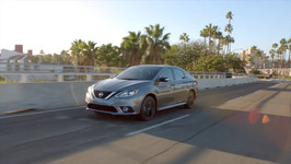 Nissan Sentra SR Midnight Edition Preview