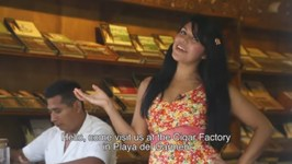The Cigar Factory In Mexico